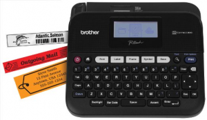 P-touch D450VP drukarka etykiet Brother
